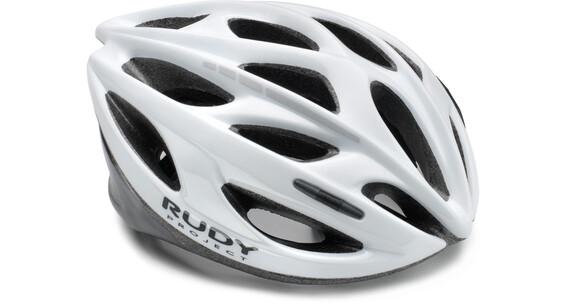 Rudy Project Zumy Pyöräilykypärä , valkoinen